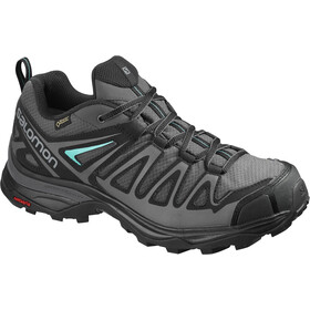 Salomon X Ultra 3 Prime GTX Chaussures Femme, magnet/black/atlantis